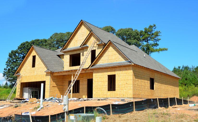 Zgodnie z aktualnymi regułami nowo konstruowane domy muszą być energooszczędne.