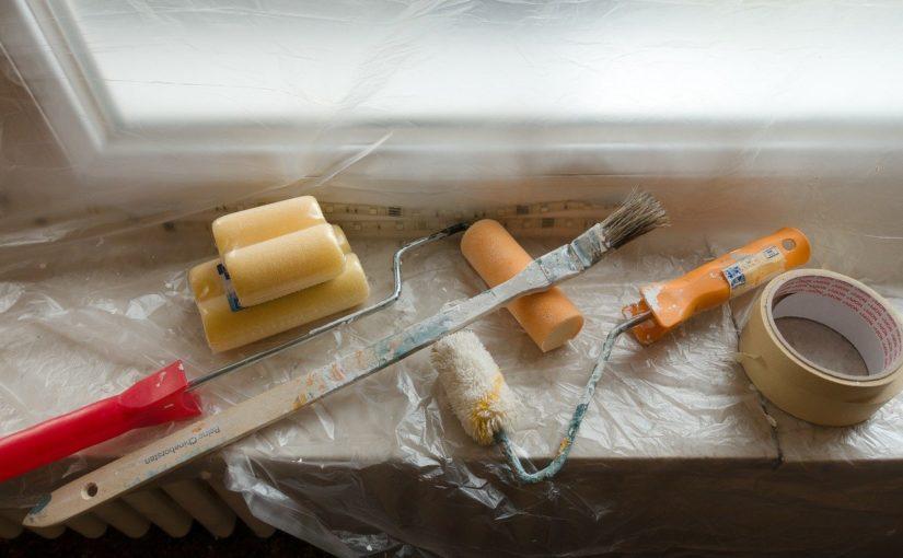 Planując renowacja mieszkania pożądane byłoby wpierw przygotować się do niego.